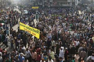 Bangladeshi politician arrested for war crimes