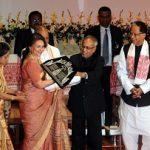 Sharmila Tagore gets Srimanta Shankardeva Award, Asom Ratna Award goes to Indira Goswami