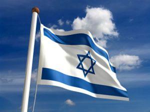Israeli flag, flag,