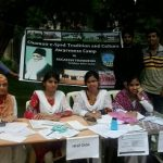Help and Awareness camp held at Girls Senior Secondary School, AMU