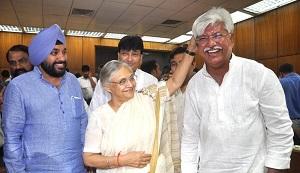 Okhla MLA joins Congress