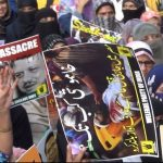 Hundreds protest outside Egypt embassy in Delhi against the bloody coup