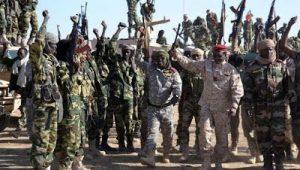 Boko Haram, gunners, terrorist