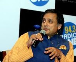 Hindi Not Our Natural National Language Shashi Tharoor In The