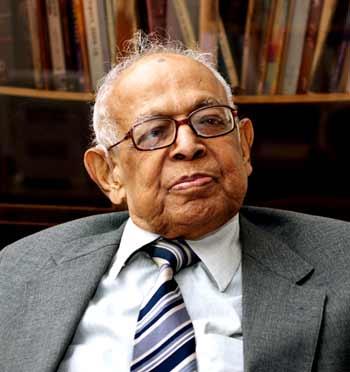 Syed Shahabuddin ex MP