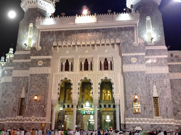 Grand ... & 210 doors open for worshippers in Grand Mosque in Makkah - Muslim Mirror
