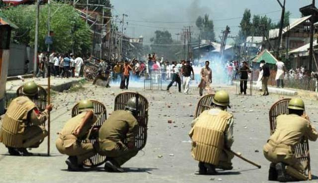 the kashmir problem