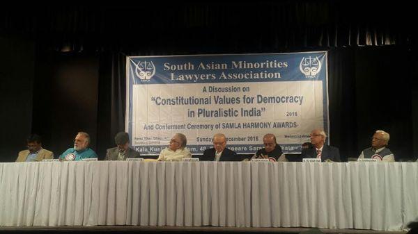 Minority rights asian