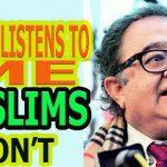 Tarek Fatah, you take immense pleasure in mocking Islam and Muslims