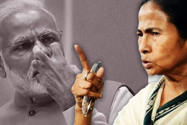 Mamata Banerjee escalating attack against Modi regime