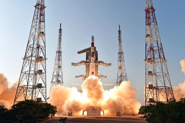 Image result for Indian space sector