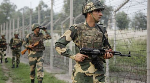 border indian army