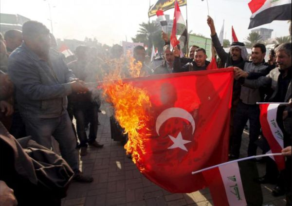 'Baghdad sticks to political means to end crisis with Ankara'