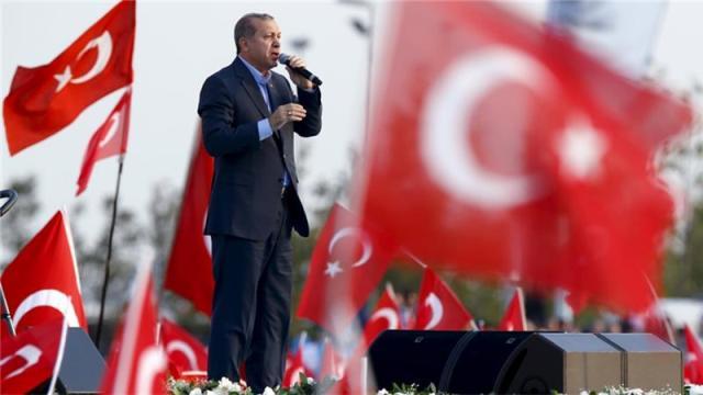 Erdogan slams EU over PKK, lack of progress on funds for Syrians