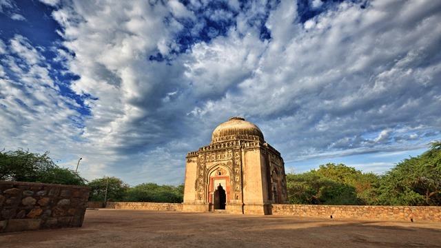 Begumpur Mosque