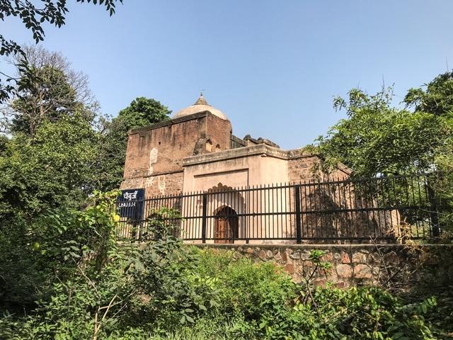 Chauburji mosque
